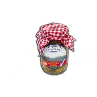 Costilla en aceite oliva o girasol