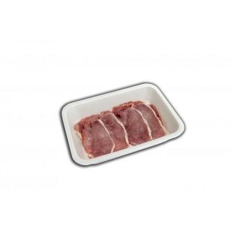 Filetes de lomo bandeja de un kilo